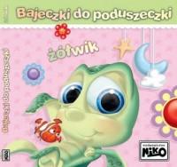 Żółwik. Bajeczki do poduszeczki - okładka książki