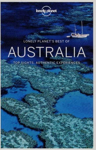 Best of Australia. Przewodnik Lonely - okładka książki