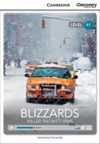 Blizzards. Killer Snowstorm. Beginning - okładka podręcznika