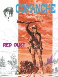 Comanche 1. Red Dust - okładka książki