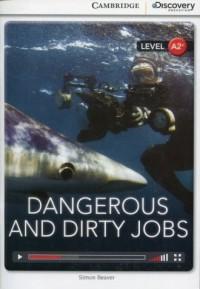 Dangerous and Dirty Jobs. Interactive. - okładka podręcznika