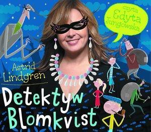 Detektyw Blomkwist (CD mp3) - pudełko audiobooku