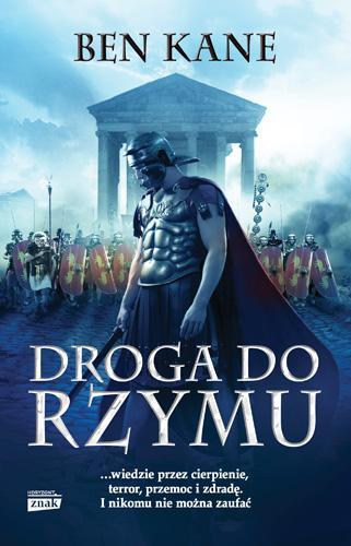 Droga do Rzymu - okładka książki