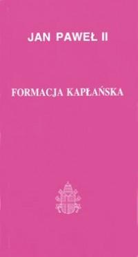 Formacja Kapłańska - okładka książki