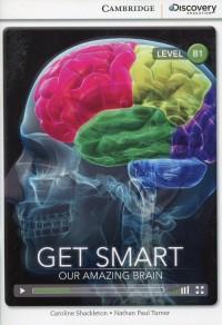 Get Smart. Our Amazing Brain - okładka podręcznika