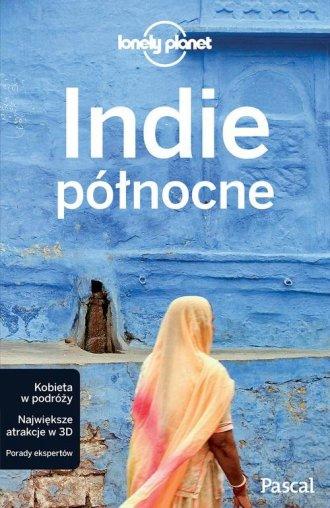 Indie Północne. Przewodnik Lonely - okładka książki