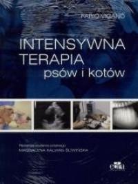 Intensywna terapia psów i kotów - okładka książki