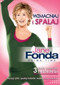 Jane Fonda. Wzmacniaj i spalaj - okładka filmu