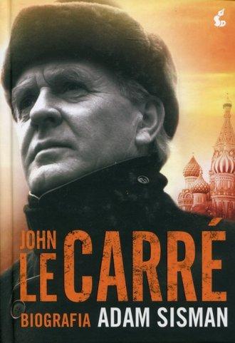 John le Carre. Biografia - okładka książki