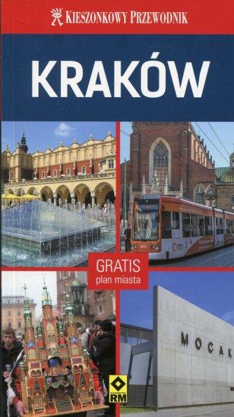 Kieszonkowy przewodnik. Kraków - okładka książki