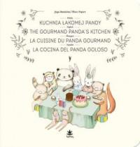 Kuchnia łakomej pandy - okładka książki