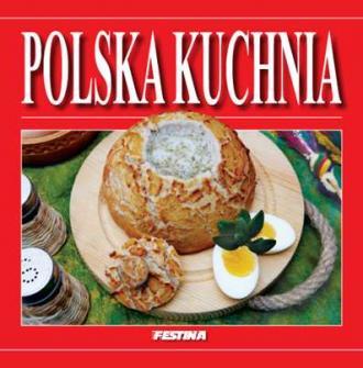 Kuchnia Polska - okładka książki