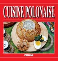 Kuchnia Polska (wersja fr.) - okładka książki