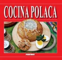 Kuchnia Polska (wersja hiszp.) - okładka książki