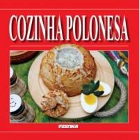Kuchnia Polska (wersja portugalska) - okładka książki