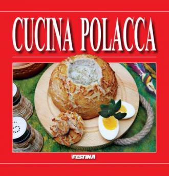 Kuchnia Polska (wersja wł.) - okładka książki