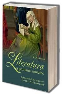 Literatura a poznanie moralne. Epistemologiczne podstawy etycznej krytyki literackiej - okładka książki