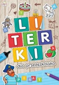 Literki dla przedszkolaka - okładka podręcznika