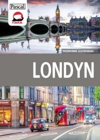 Londyn. Przewodnik ilustrowany - okładka książki