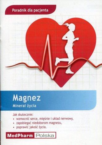 Magnez. Minerał życia. Poradnik - okładka książki