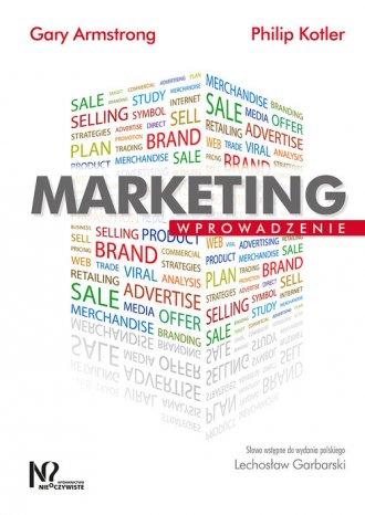 Marketing. Wprowadzenie - okładka książki