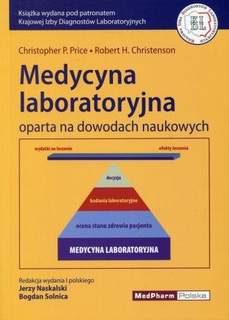 Medycyna laboratoryjna oparta na - okładka książki