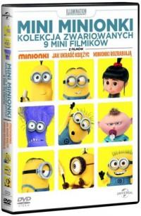 Mini Minionki. Kolekcja zwariowanych - okładka filmu