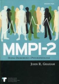 MMPI-2. Ocena Osobowości i Psychopatologii - okładka książki