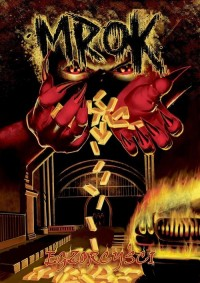 Mrok 3. Egzorcyści - okładka książki