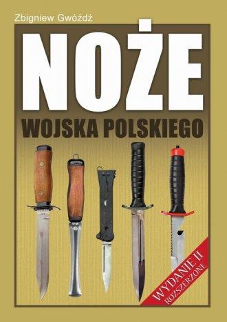 Noże Wojska Polskiego - okładka książki