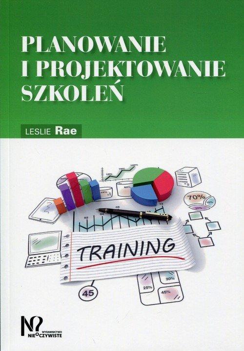 Planowanie i projektowanie szkoleń - okładka książki