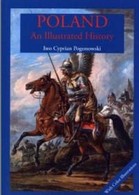 Poland. An Ilustrated History - okładka książki