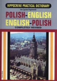 Polish-English, English-Polish dictonary - okładka książki