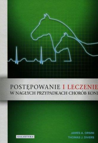 Postępowanie i leczenie w nagłych - okładka książki