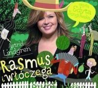 Rasmus i Włóczęga (CD mp3) - pudełko audiobooku