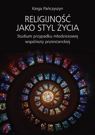 Religijność jako styl życia. Studium - okładka książki