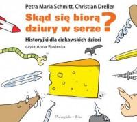 Skąd się biorą dziury w serze? Historyjki dla ciekawskich dzieci - pudełko audiobooku