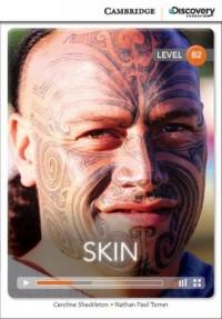 Skin. Upper Intermediate Book with Online Acces - okładka podręcznika