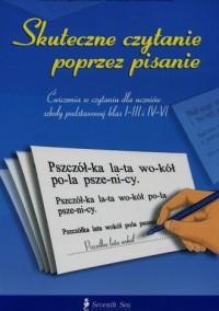Skuteczne czytanie poprzez pisanie. - okładka podręcznika