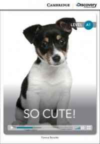 So Cute! Beginning Book with Online - okładka podręcznika