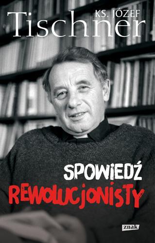 Spowiedź rewolucjonisty - okładka książki