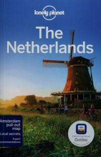 The Netherlands. Przewodnik Lonely Planet - okładka książki
