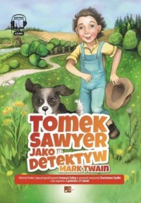 Tomek Sawyer jako detektyw - pudełko audiobooku
