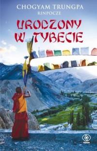 Urodzony w Tybecie - okładka książki