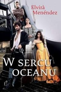 W sercu oceanu - okładka książki