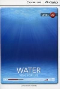 Water. Vital for Life. Low Intermediate - okładka podręcznika