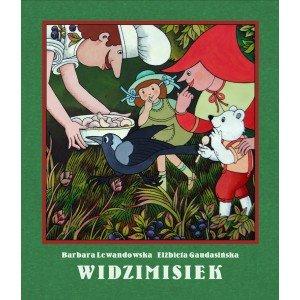 Widzimisiek - okładka książki