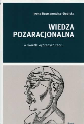 Wiedza pozaracjonalna w świetle - okładka książki