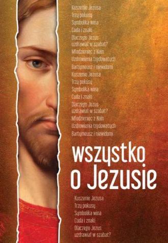 Wszystko o Jezusie - okładka książki