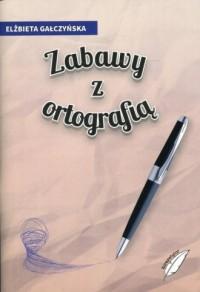 Zabawy z ortografią - okładka podręcznika